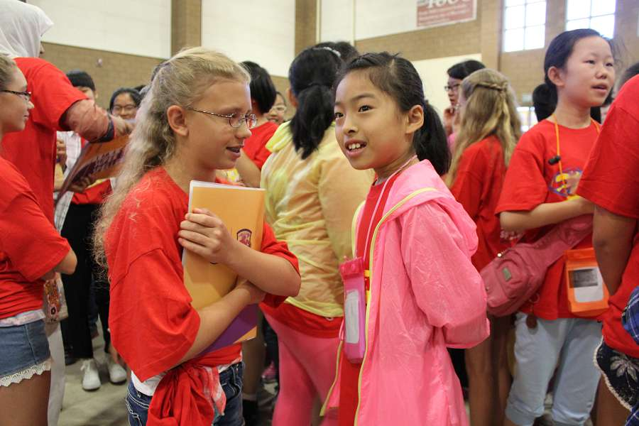 Cross Culture Friendships Formed