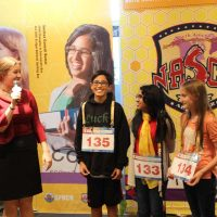 Interview with the Top Spellers