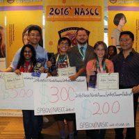 Middle School Group Winners